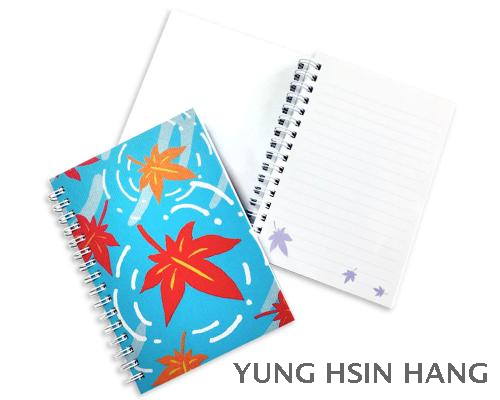 77-32WN Oriental Small Wire-O Notebook
