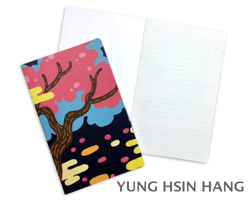 77-16N Oriental Style Journals (Set of 3)